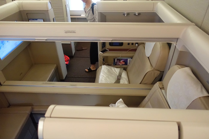 China Eastern Business Class 777 106 One Mile At A Time