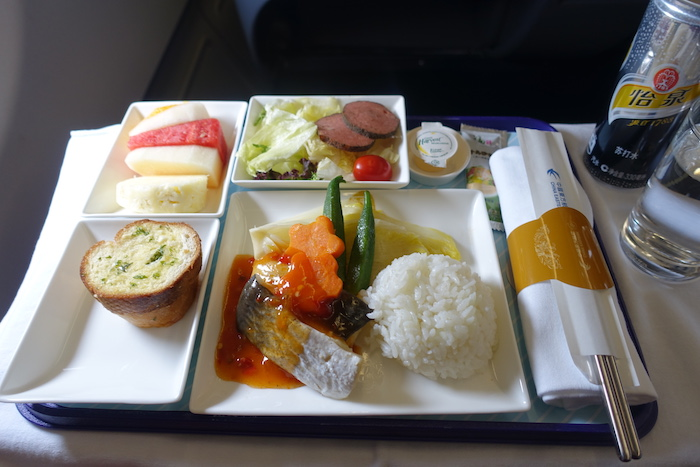 China-Eastern-Business-Class-Meal