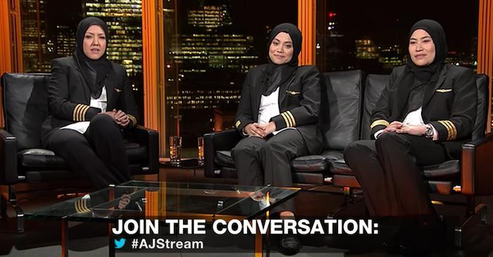 Fascinating Al Jazeera Show About Female Pilots
