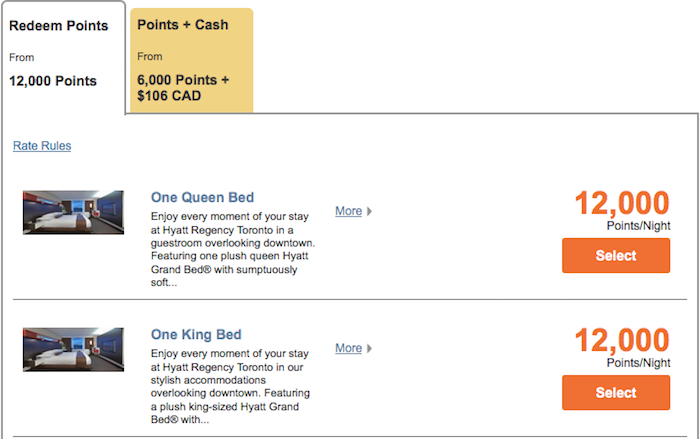 Hyatt-Cash-Points