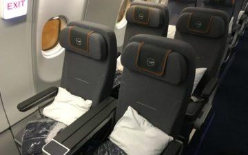Lufthansa Premiun Economy