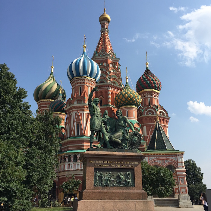 Moscow - 3