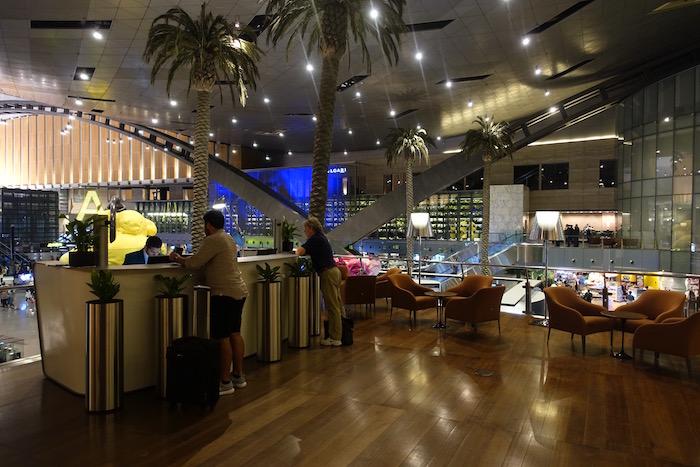 Oryx-Lounge-Doha-Airport - 5