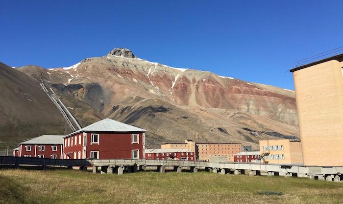 Pyramiden-Svalbard - 10