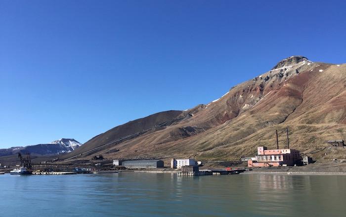 Pyramiden-Svalbard - 4