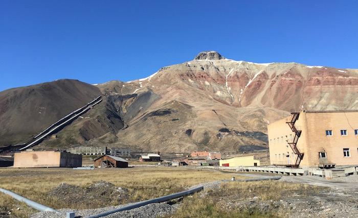 Pyramiden-Svalbard - 8