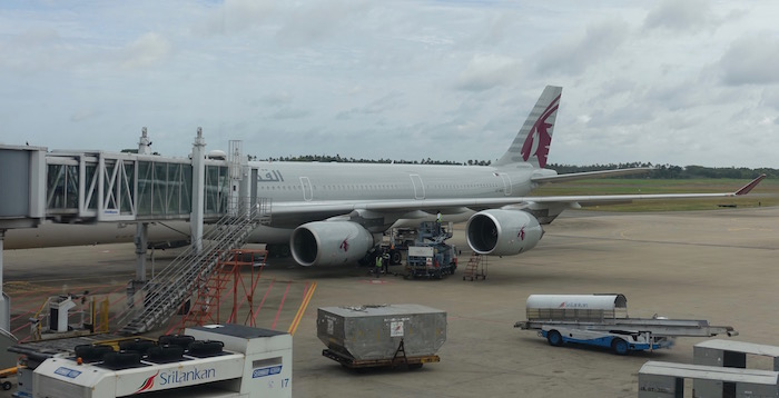 Qatar-Airways-A340-Business-Class - 2