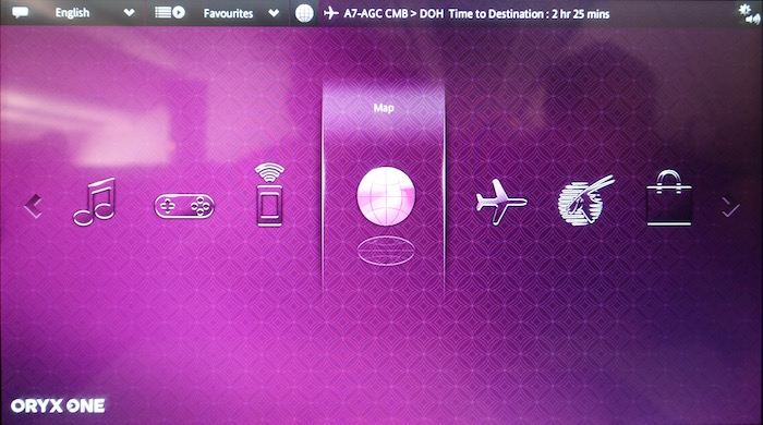 Qatar-Airways-A340-Business-Class - 59