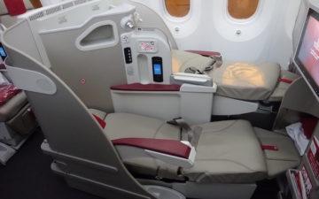 Royal Air Maroc Business Class – 7