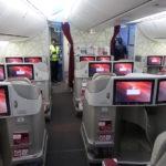 Royal Air Maroc Business Class 787 – 1