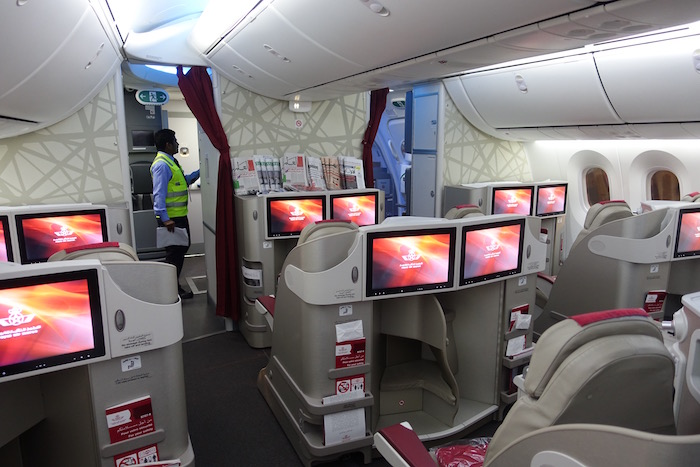 Royal-Air-Maroc-Business-Class-787 - 2 - One Mile at a Time