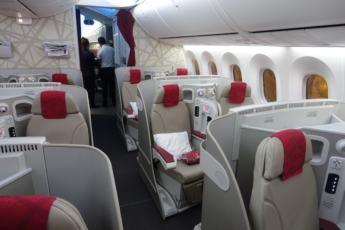 Royal-Air-Maroc-Business-Class-787 - 4