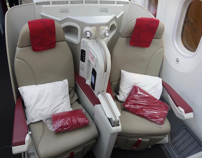 Royal-Air-Maroc-Business-Class-787 - 5