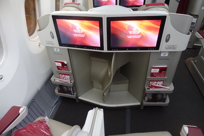 Royal-Air-Maroc-Business-Class-787 - 8