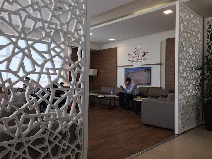 Royal-Air-Maroc-Lounge-Casablanca - 19