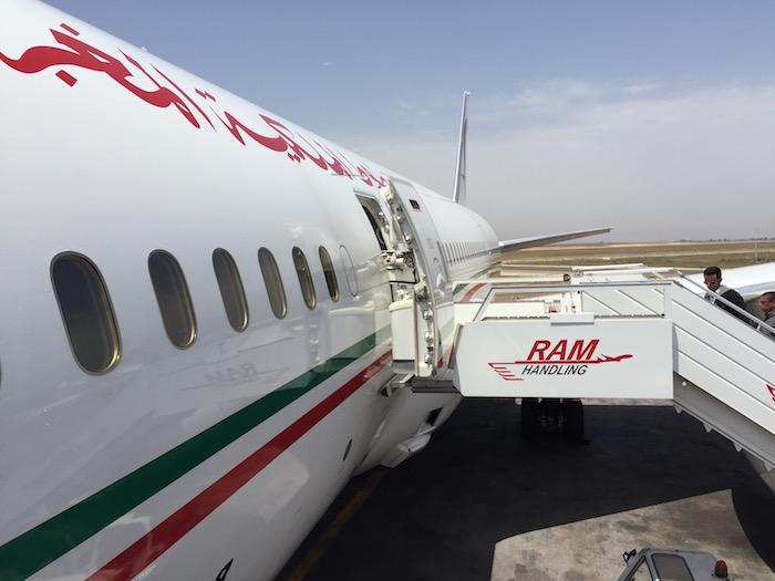 Royal-Air-Maroc-Lounge-Casablanca - 37
