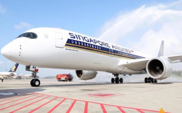 Wow: Singapore Airlines\' A350-900ULRs Won\'t Feature An Economy Cabin ...