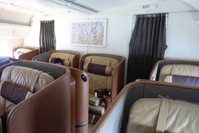 Singapore-First-Class-777 - 2