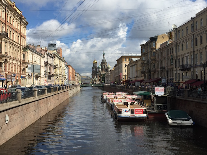 First Thoughts On St Petersburg Russia Wow One Mile
