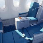 Xiamen Air 787 Business Class 1