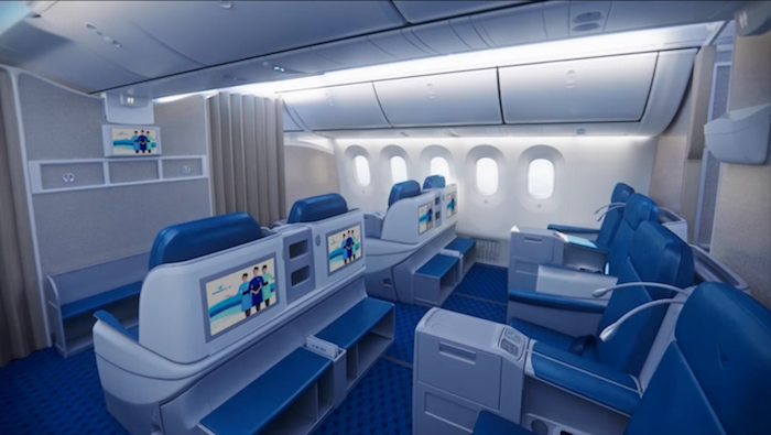 Amazing Deal Business Class To Asia On A New Airline For