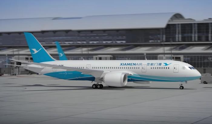 Xiamen-Air-787