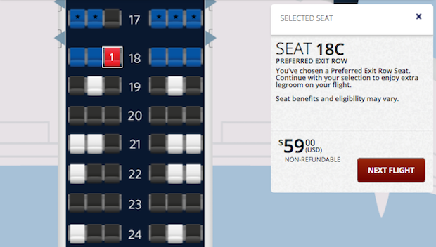 Delta basic economy 2 one mile at a time for Delta main cabin vs delta comfort