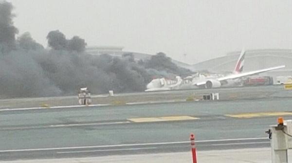 Emirates-Crash-Land