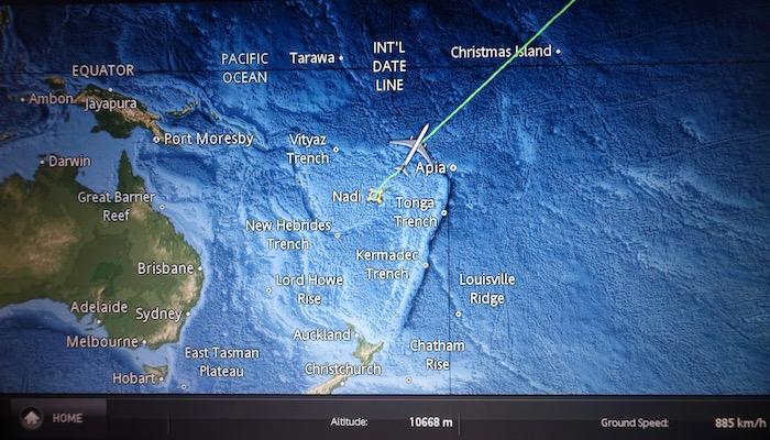 Fiji-Airways-A330-Business-Class - 26
