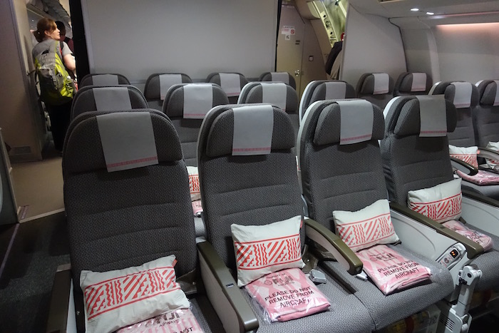 Fiji Airways Business Class A330 1 One Mile At A Time