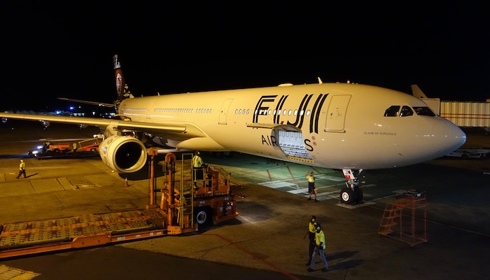 Fiji-Airways-Business-Class-A330 - 76