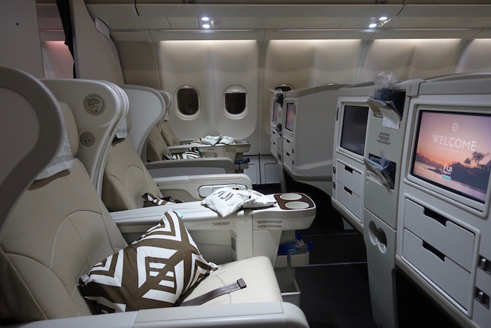 Review: Fiji Airways Business Class A330 Los Angeles To Nadi