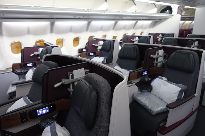 Qatar-Business-Class-A340 - 3