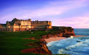 Ritz Carlton Half Moon Bay