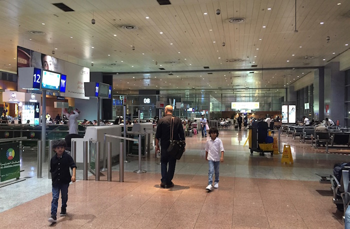 Hotel Inside Jeddah Airport