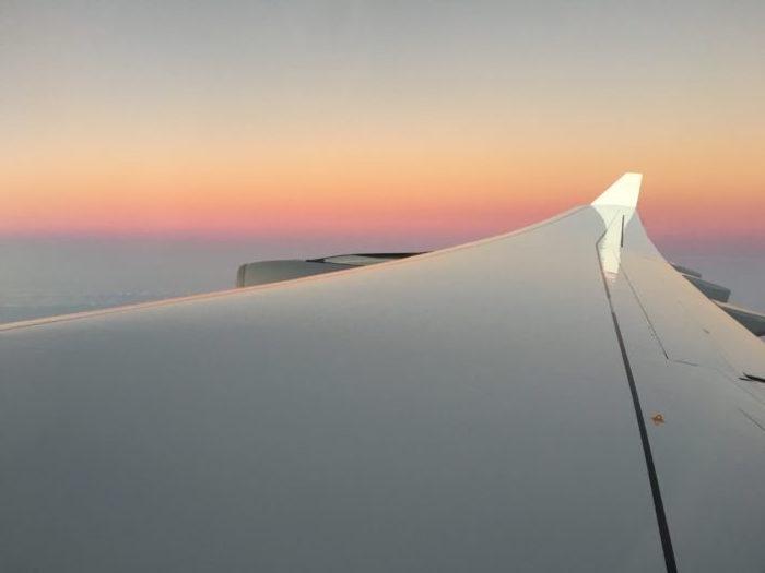 What a sunrise!