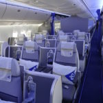 Air Astana Business Class 767 1