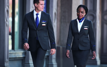 American Airlines Uniforms 1