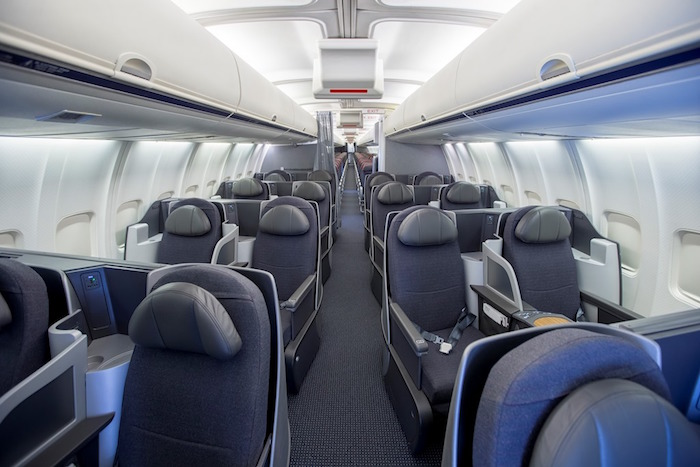 More On American S New 757 Business Class One Mile At A Time