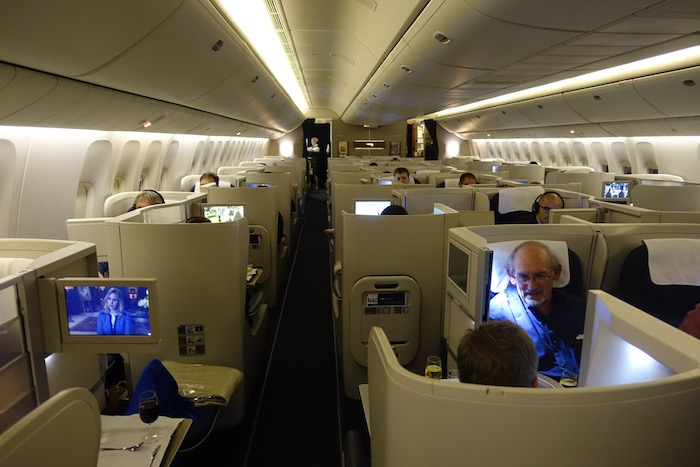 British Airways 777 Business Class In 10 Pictures One
