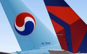 Delta Korean Air