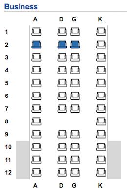 SAA-A330-Seatmap