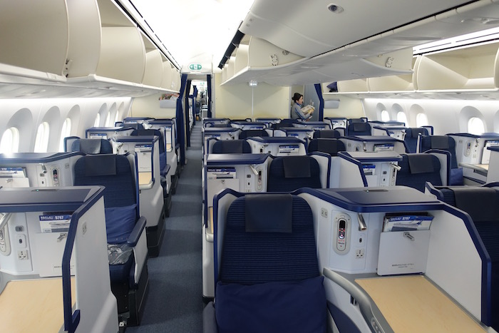 Ana 787 Business Class In 10 Pictures One Mile At A Time