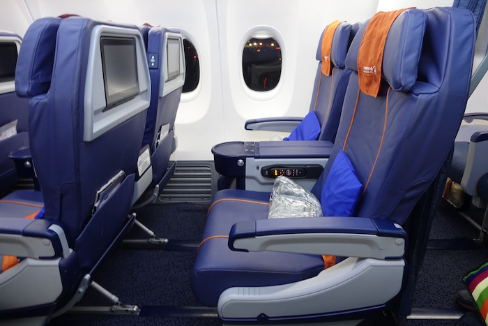 Aeroflot 737 Business Class In 10 Pictures One Mile At A