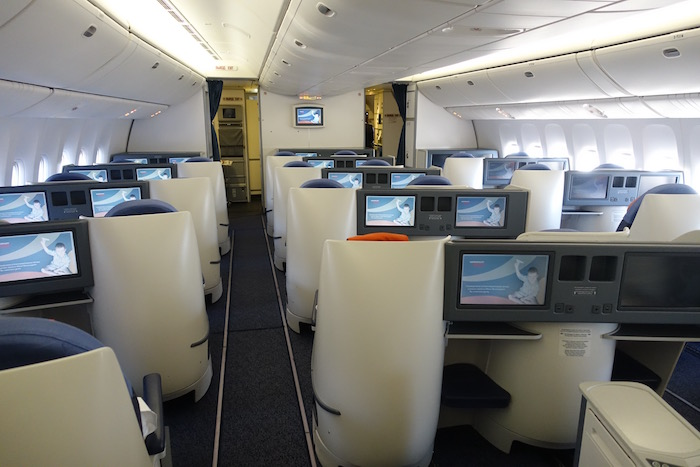 Aeroflot 777 Business ...