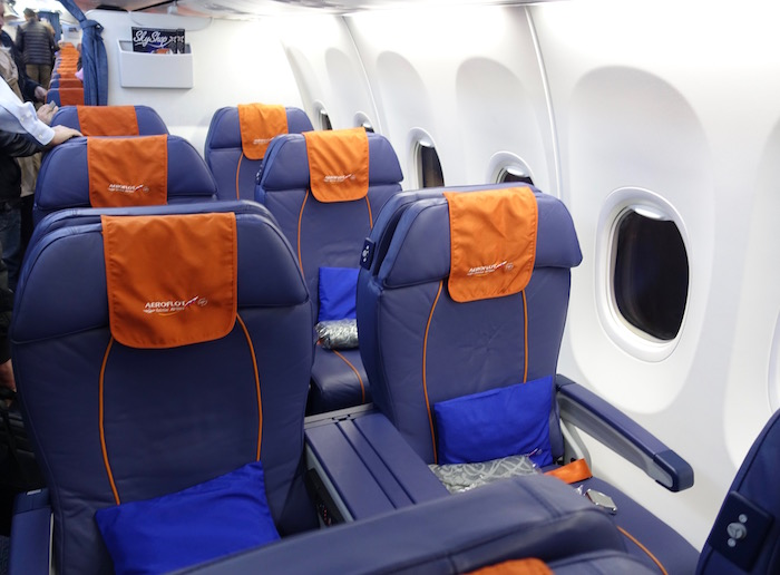 Aeroflot Business Cl 737 1