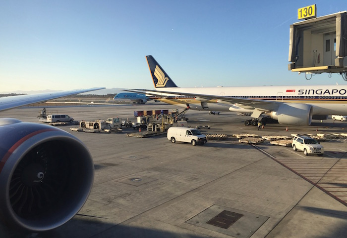 Review Aeroflot Business Class 777 300er Los Angeles To Moscow