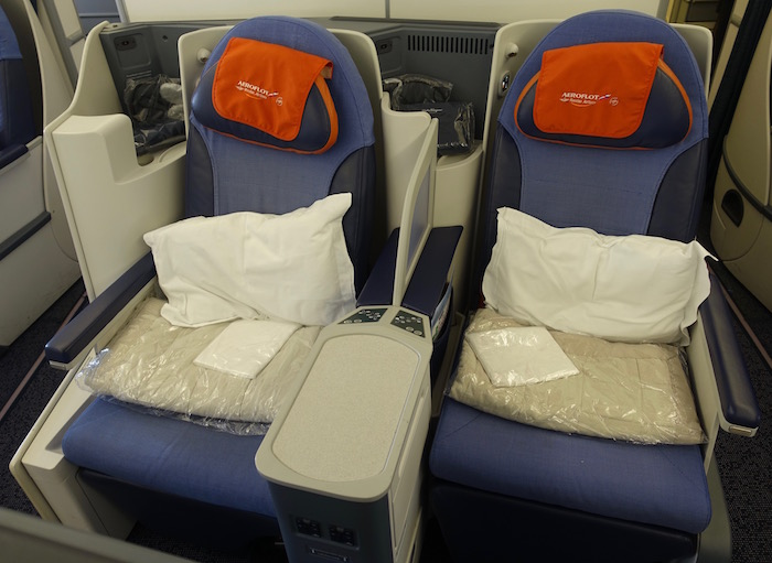 Aeroflot Business Cl 777 6