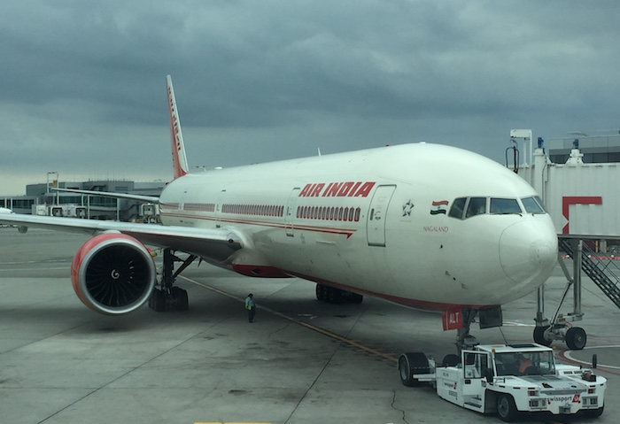 "Air India Takes Delivery Of New ""Air India One"" Boeing 777-300ER"