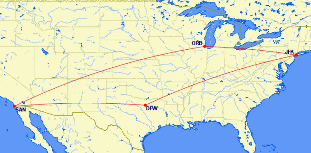 Alaska Air Flight Map From Seattle ✓ The Blouse